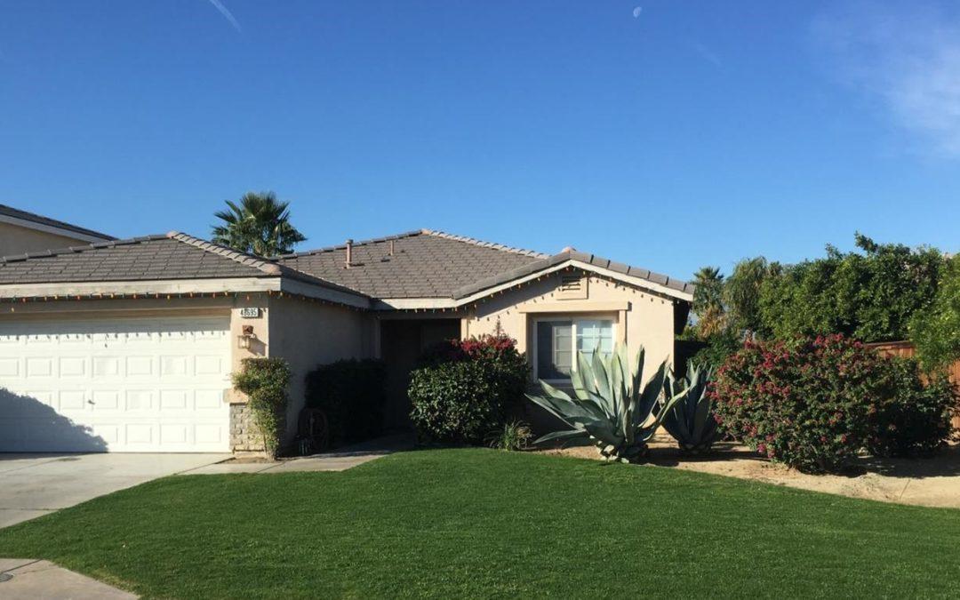 Sold – 48695 El Castillo, Coachella