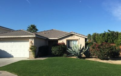 Sold – 48695 El Castillo, Coachella